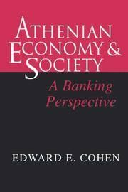 Athenian Economy and Society; A Banking Perspective