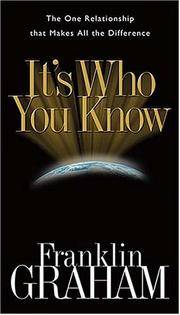 It\'s Who You Know