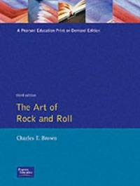 image of Art of Rock and Roll, The (3rd Edition)
