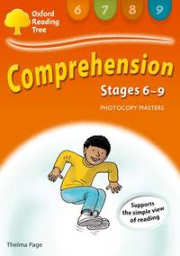 image of Oxford Reading Tree: Stages 6-9: Comprehension Photocopy Masters