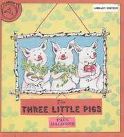 image of The Three Little Pigs (Turtleback School_Library Binding Edition)
