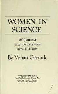 WOMEN IN SCIENCE 100 Journeys Into the Territory