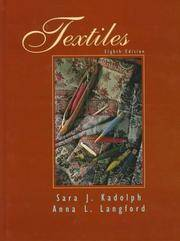 TEXTILES 8th Edition
