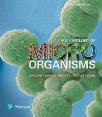 Brock Biology of Microorganisms (15th Global Edition)