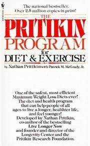 image of Pritikin Program for Diet and Exercise