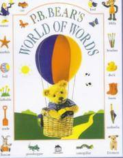 P.B. Bears World of Words (PB Bear & Friends)