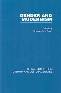 the gender of modernism pdf