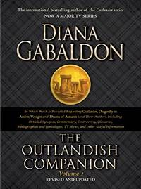 Outlandish Companion Volume 1 by  Diana Gabaldon - First  Edition - 2001 - from All-Ways Fiction (SKU: 040656)