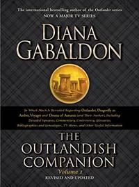 OUTLANDISH COMPANION VOLUME 1, TH by GABALDON,DIANA - 2015