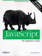 image of JavaScript The Definitive Guide