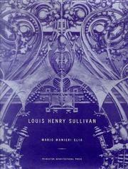 Louis Henry Sullivan: