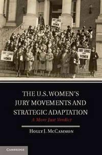The U.S. Women's Jury Movements & Strategic Adaptation