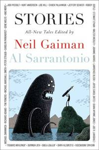 Stories - All-New Tales by  Neil Gaiman - Hardcover - from Better World Books  (SKU: 2192786-6)