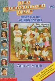 image of Kristy and the Walking Disaster (Baby-sitters Club)