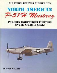 North American P-51H Mustang by  David McLaren - Paperback - trade pbk - 2000 - from AardBooks and Biblio.co.uk