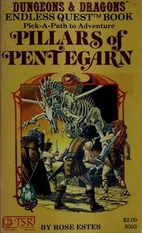 Pillars of Pentegarn (An Endless Quest, Book 3 / A Dungeons & Dragons Adventure Book)