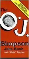 O.J. Simpson Joke Book