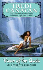 Voice of the Gods (Age of the Five Trilogy, Book 3)