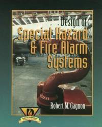Design of Special Hazard & Fire Alarm Systems