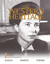 image of The Western Heritage: Teaching and Learning Classroom Edition, Volume 2 (Since 1648) (6th Edition)