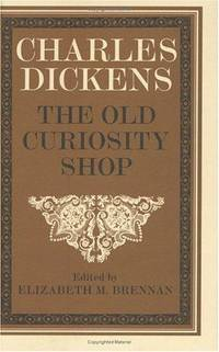 image of The Old Curiosity Shop (Clarendon Dickens)