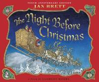 The Night Before Christmas by Clement Clarke Moore - Hardcover - 2008-09-02 - from Books Express and Biblio.com