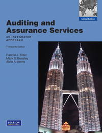 image of Auditing and Assurance Services: An Integrated Approach: Global Edition