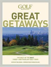 Golf Magazine Great Getaways