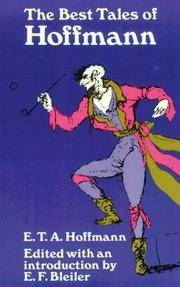 The Best Tales of Hoffmann by E. T. A. Hoffmann - Paperback - 1979-04-01 - from Ergodebooks and Biblio.com