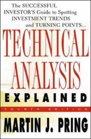 image of TECHNICAL ANALYSIS EXPLAINED  the Successful Investor's Guide to Spotting Investment Trends and Turning Points
