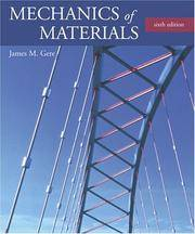 image of Mechanics of Materials (with CD-ROM and InfoTrac)
