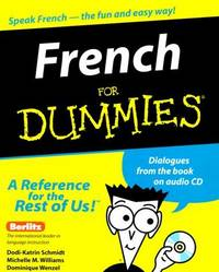 image of French For Dummies