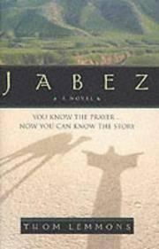 image of Jabez: A Novel