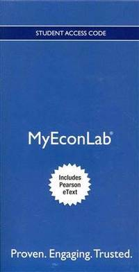 image of NEW MyEconLab with Pearson eText -- Access Card -- for Economics Today: The Macro View