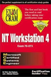 MCSE NT Workstation 4 Exam Cram: Exam 70-073