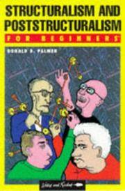 Structuralism and Poststructuralism for Beginners (Writers and Readers Documentary Comic Book,)
