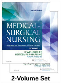 image of Medical-Surgical Nursing - 2-Volume Set: Assessment and Management of Clinical Problems (Evolve Access Code)