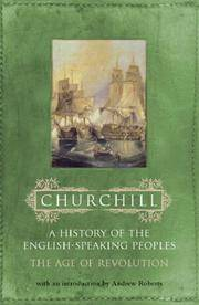 A History Of the English-Speaking Peoples Volume 3