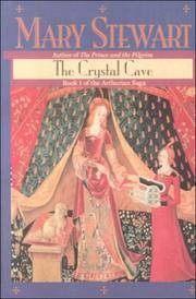 image of The Crystal Cave (Book I of the Arthurian Saga)