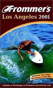 Frommer's? Los Angeles 2001