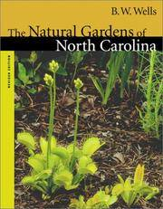 Natural Gardens of North Carolina.