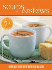 The Recipe Deck: Soups & Stews