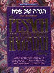 The Pesach Haggadah Anthology: The Living Exodus (Artscroll Mesorah Series)