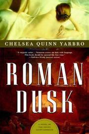 image of Roman Dusk: A Novel of the Count Saint-Germain