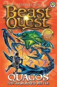 Quagos the Armoured Beetle: Book 86