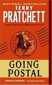 image of Going Postal (Discworld)