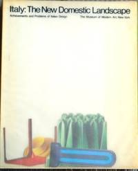 image of Italy: The New Domestic Landscape : Achievements and Problems of Italian Design