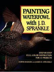 PAINTING WATERFOWL WITH J.D.SPRANKLE