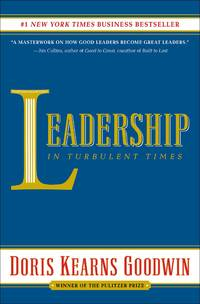 image of Leadership: In Turbulent Times