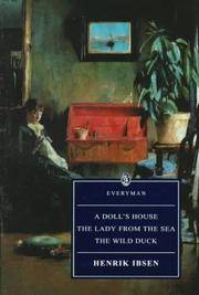 Doll's House, Lady from the Sea (Everyman's Library (Paper))